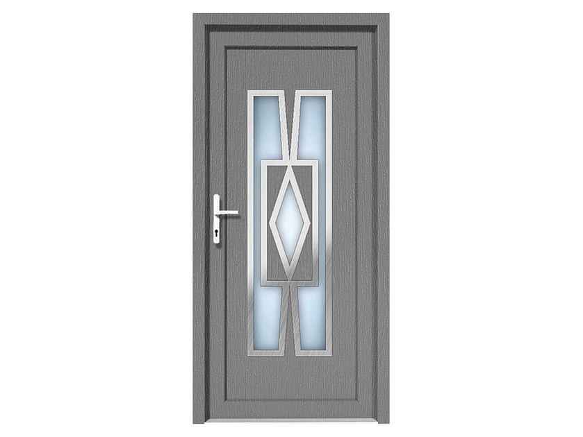 HPL door panel for indoor use EKOLINE 04 by EKO-OKNA