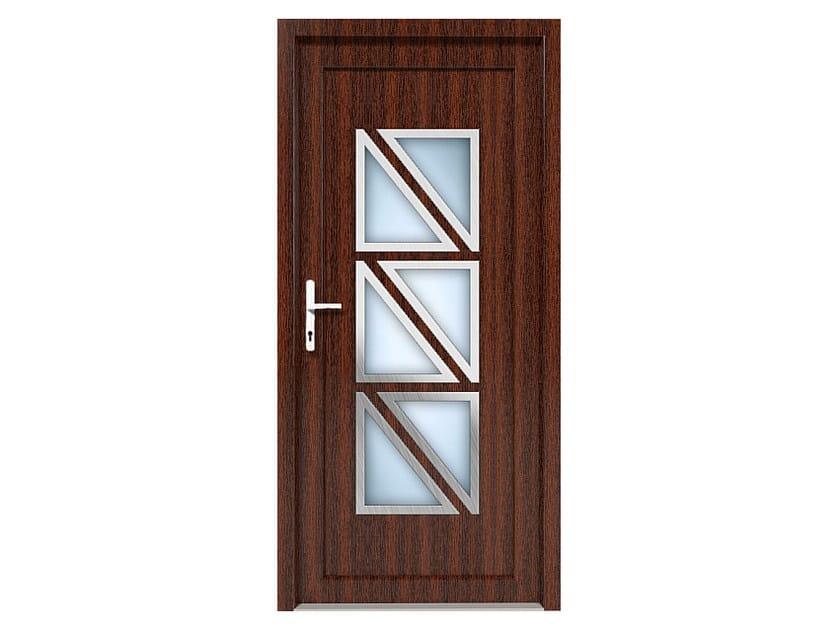 HPL door panel for indoor use EKOLINE 05 by EKO-OKNA