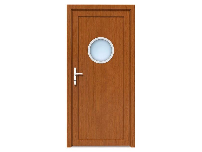 HPL door panel for indoor use EKOLINE 10 by EKO-OKNA
