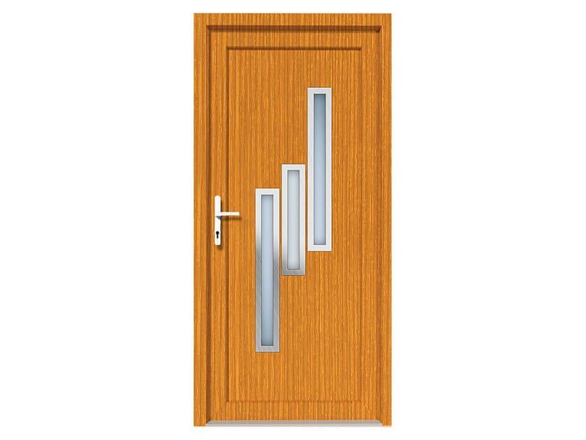 HPL door panel for indoor use EKOLINE 15 by EKO-OKNA