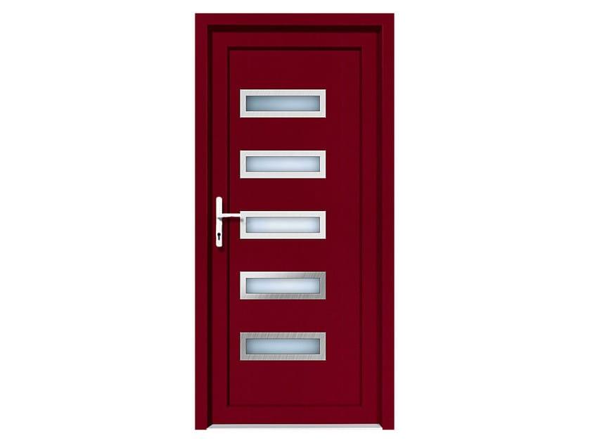 HPL door panel for indoor use EKOLINE 20 by EKO-OKNA