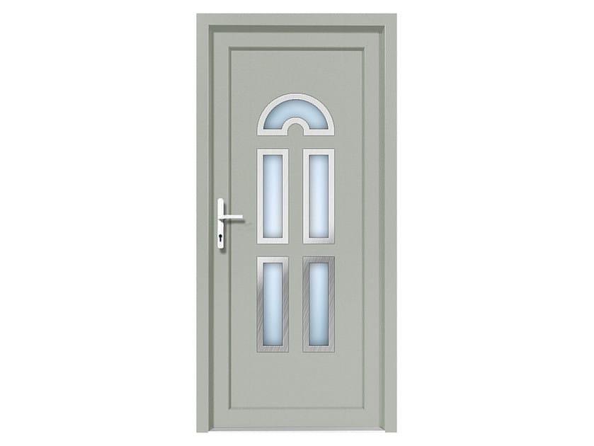 HPL door panel for indoor use EKOLINE 21 by EKO-OKNA