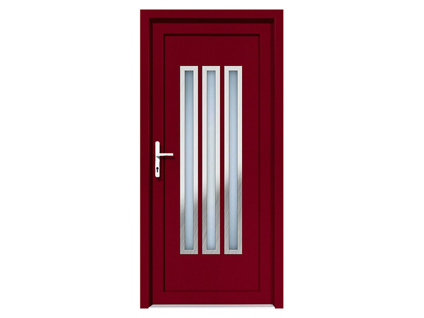 HPL door panel for indoor use EKOLINE 24 by EKO-OKNA