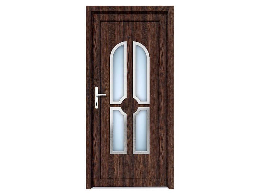 HPL door panel for indoor use EKOLINE 27 by EKO-OKNA