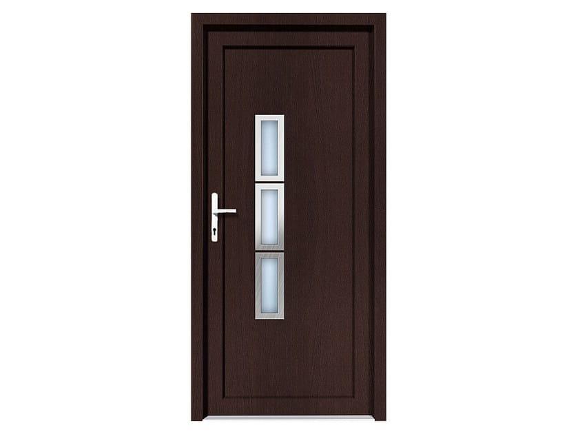 HPL door panel for indoor use EKOLINE 28 by EKO-OKNA