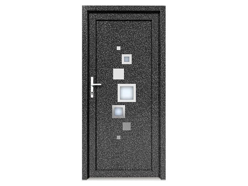 HPL door panel for indoor use EKOLINE 31 by EKO-OKNA