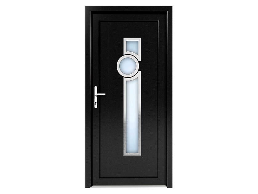 HPL door panel for indoor use EKOLINE 33 by EKO-OKNA