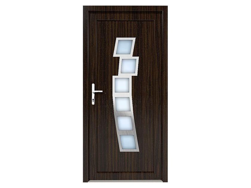HPL door panel for indoor use EKOLINE 36 by EKO-OKNA