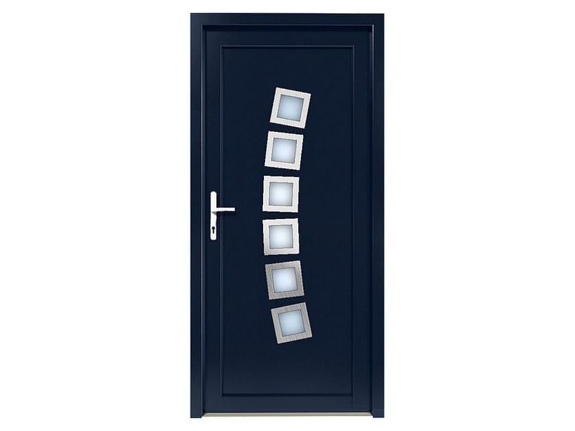 HPL door panel for indoor use EKOLINE 41 by EKO-OKNA
