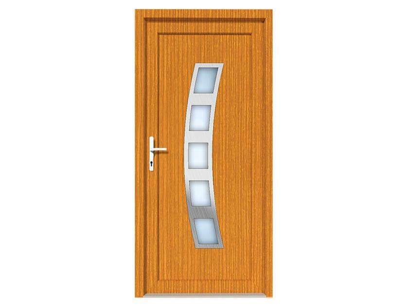 HPL door panel for indoor use EKOLINE 42 by EKO-OKNA