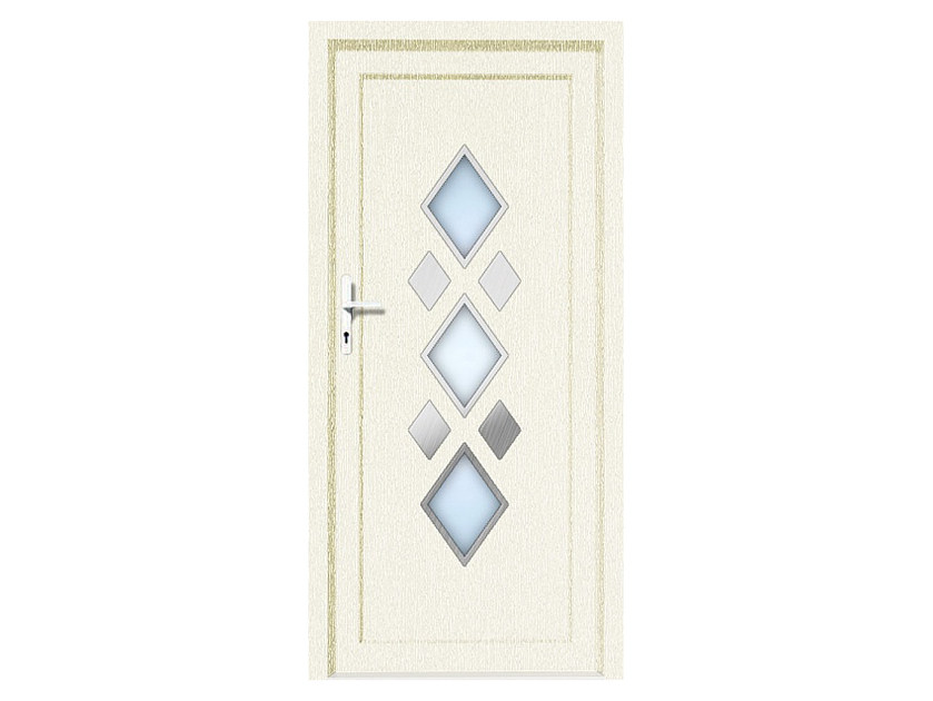 HPL door panel for indoor use EKOLINE 44 by EKO-OKNA