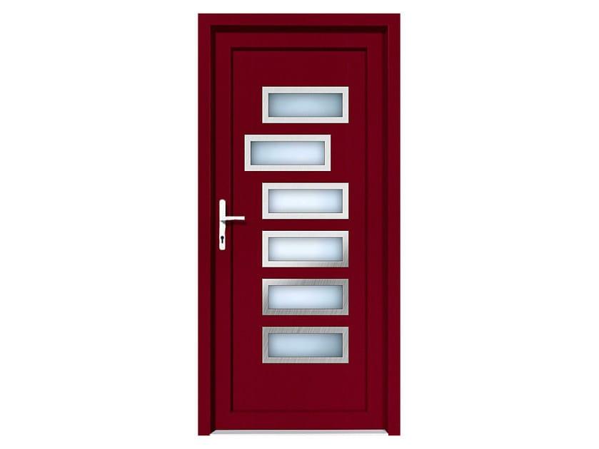 Pannello di rivestimento in hpl per interni ekoline 49 collezione pannelli di rivestimento per - Pannelli decorativi per porte ...