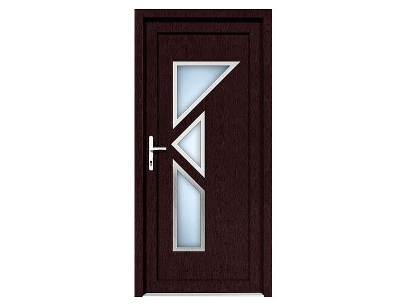 HPL door panel for indoor use EKOLINE 53 by EKO-OKNA