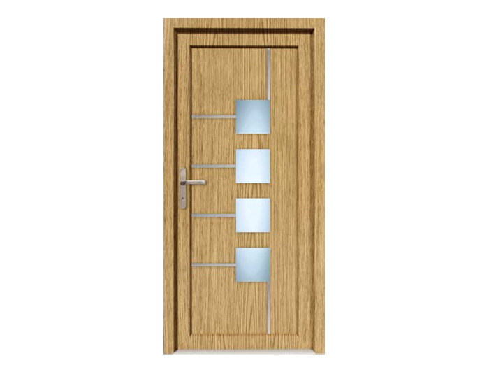 HPL door panel for indoor use EKOLINE 63 by EKO-OKNA