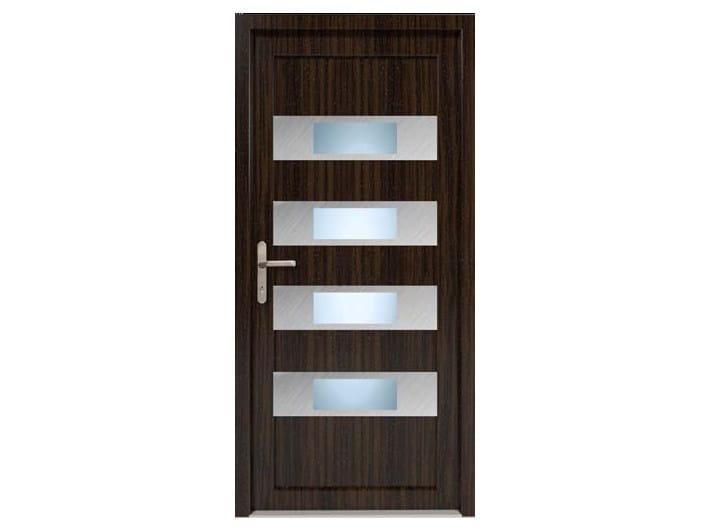HPL door panel for indoor use EKOLINE 65 by EKO-OKNA