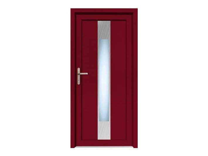 HPL door panel for indoor use EKOLINE 66 by EKO-OKNA