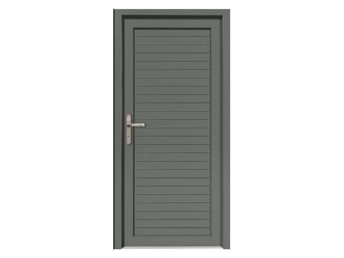 HPL door panel for indoor use EKOLINE 72 by EKO-OKNA