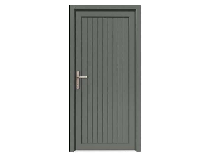HPL door panel for indoor use EKOLINE 73 by EKO-OKNA