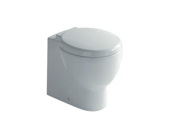 Ceramic toilet EL1 / EL2 | Toilet - GALASSIA