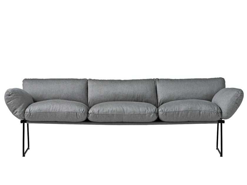 3 seater sofa ELISA by Driade