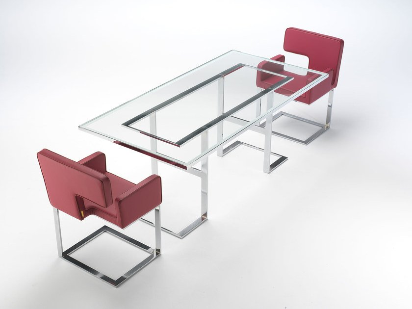 Rectangular table ELLE | Table - Paolo Castelli