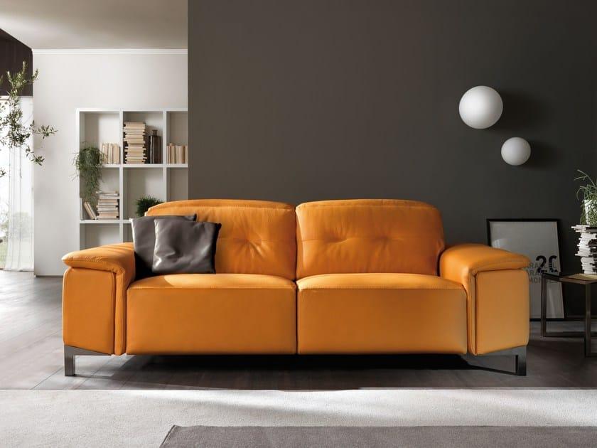 Relaxing sofa ELODIE   Sofa - Egoitaliano