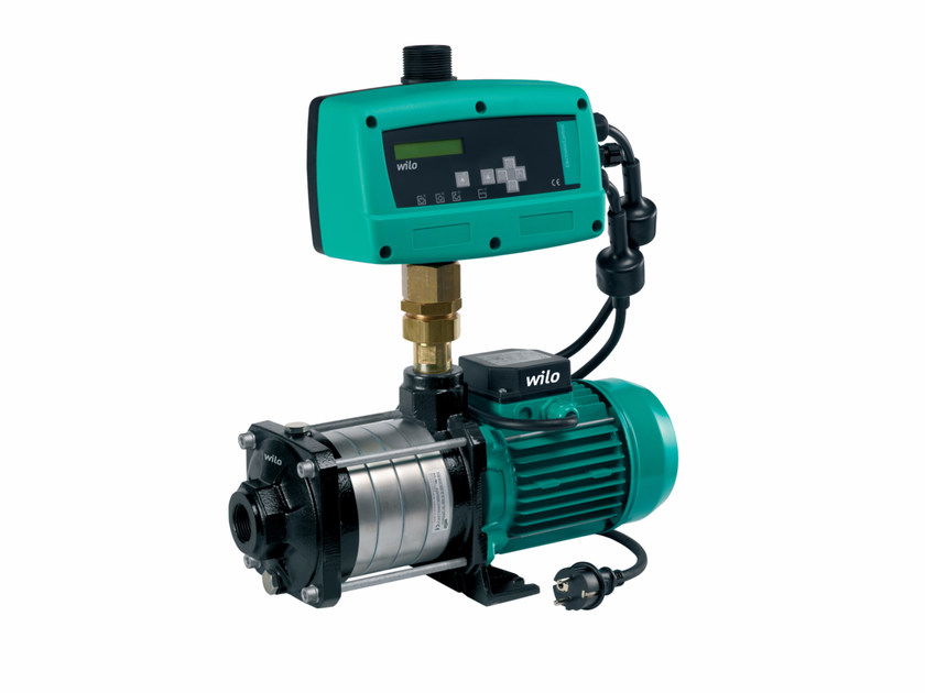 Pump and circulator for water system EMHIL by WILO Italia