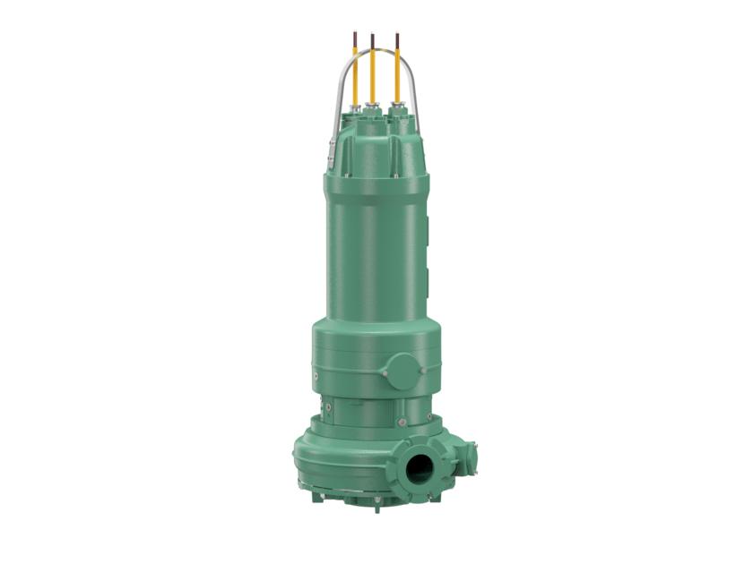 Purification and disposal system EMU FA T - WILO Italia