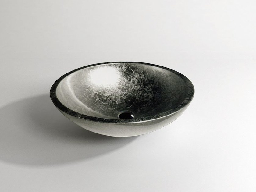 Countertop round washbasin EMY by Flora Style