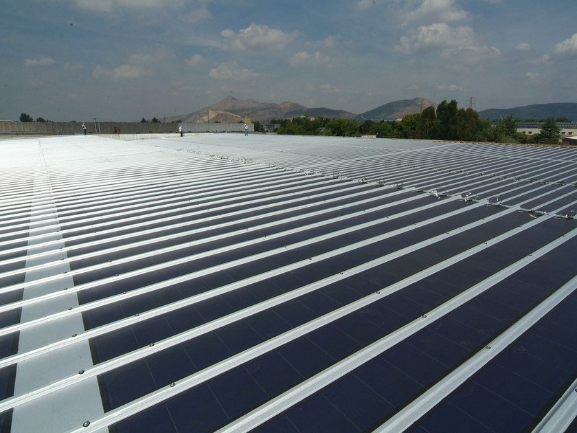 Photovoltaic module ENERCOVER by Ondulit Italiana