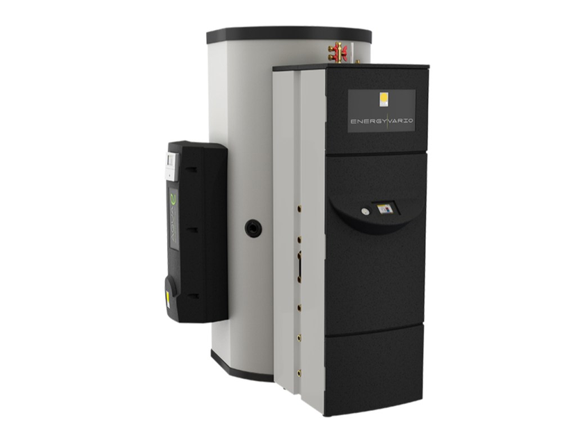 Gas condensation boiler ENERGY VARIO by Paradigma Italia