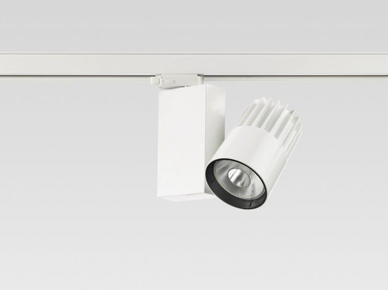 Die cast aluminium Track-Light ENVIOS LED Ø 90 - Reggiani Illuminazione