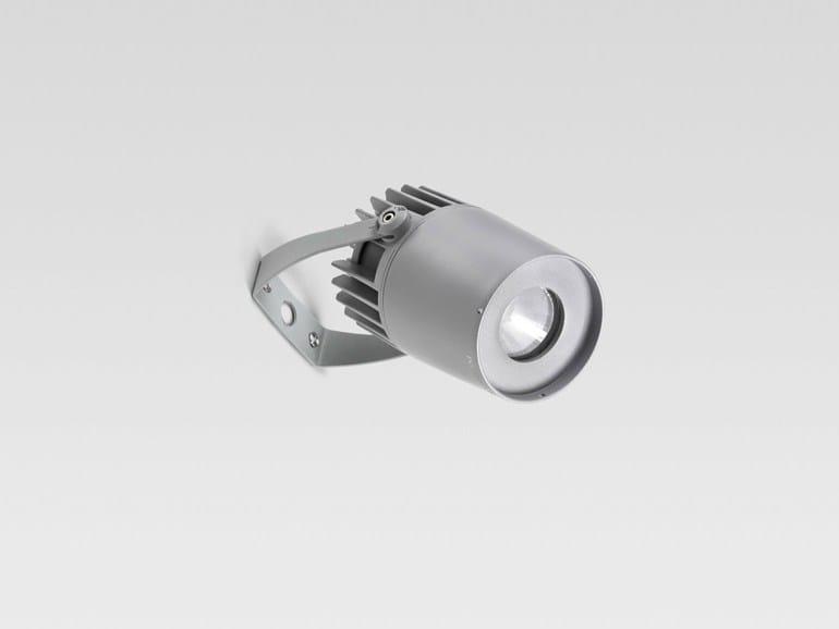 LED adjustable aluminium Outdoor floodlight ENVIOS | IP66 Ø 84 - Reggiani Illuminazione