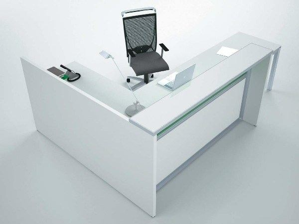 Reception desk EOS | Reception desk - Castellani.it