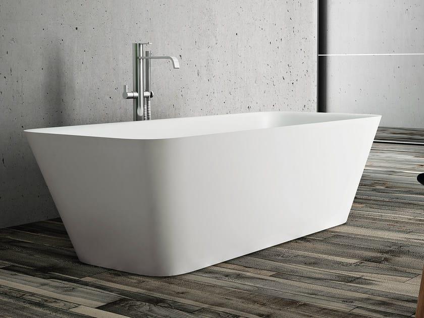 Vasca da bagno centro stanza in aquatek equal idea for Vasca centro stanza