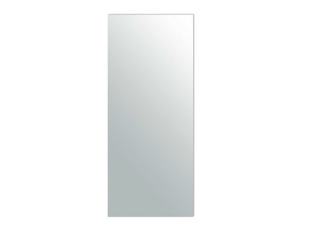 Rectangular wall-mounted bathroom mirror MEG11 - 50x100 cm - GALASSIA