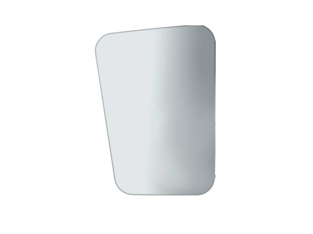 Wall-mounted bathroom mirror ERGO 50X70 | Mirror - GALASSIA