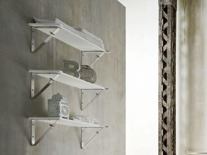Corian® bathroom wall shelf ERGO-NOMIC | Bathroom wall shelf - Rexa Design