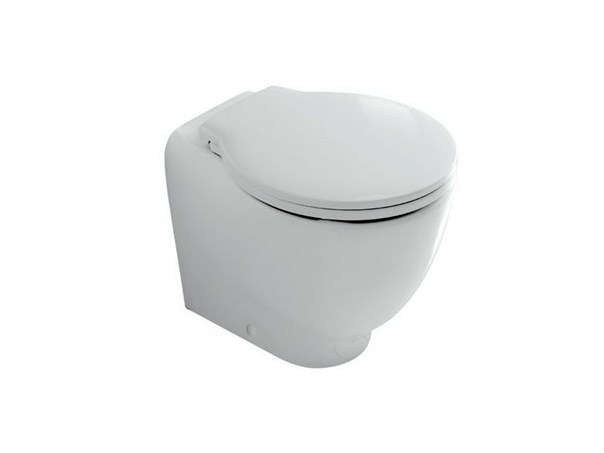 Ceramic toilet ERGO | Toilet by GALASSIA