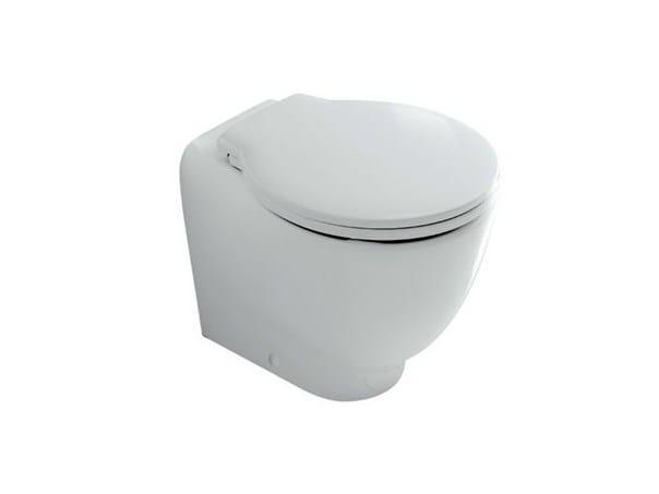 Ceramic toilet ERGO | Toilet - GALASSIA
