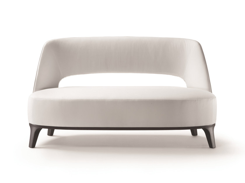 Fabric small sofa ERMIONE - FLEXFORM