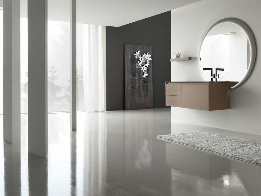 Bathroom cabinet / vanity unit ESCAPE - COMPOSITION 16 - Arcom