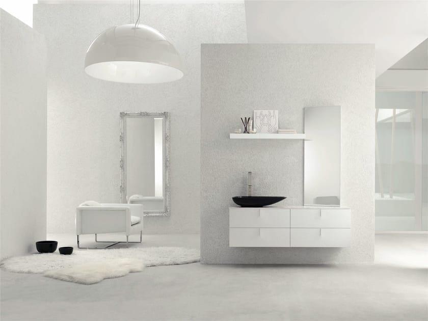 Sistema bagno componibile ESCAPE - COMPOSIZIONE 6 by Arcom