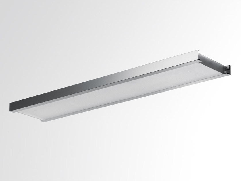 Pannello luminoso a luce diretta e indiretta a sospensione fluorescente ESPRIT SYSTEM - Artemide