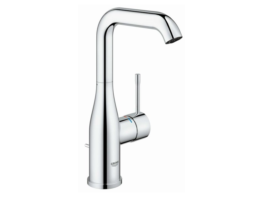Countertop single handle washbasin mixer with adjustable spout ESSENCE NEW - SIZE L - Grohe