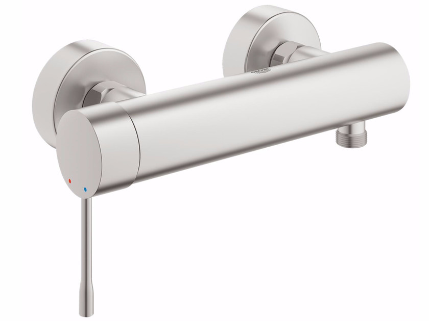 2 hole single handle shower mixer ESSENCE NEW | Shower mixer by Grohe