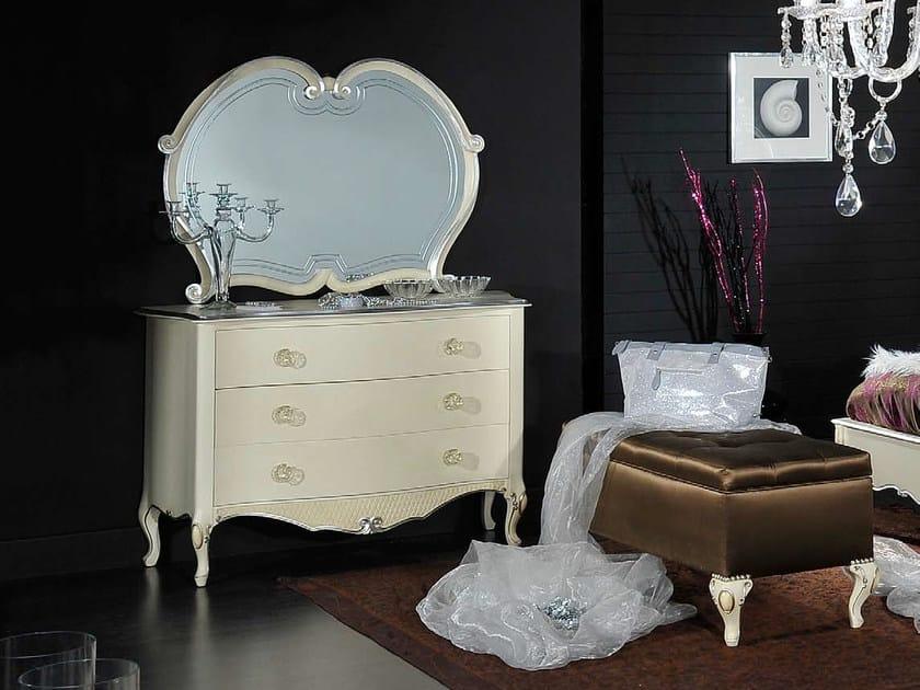 Lacquered solid wood dresser ESTER | Dresser - Arvestyle
