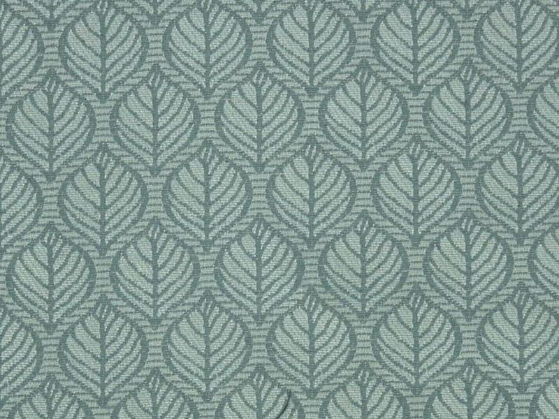 Jacquard fabric with graphic pattern ESTETA FOGLIA - l'Opificio