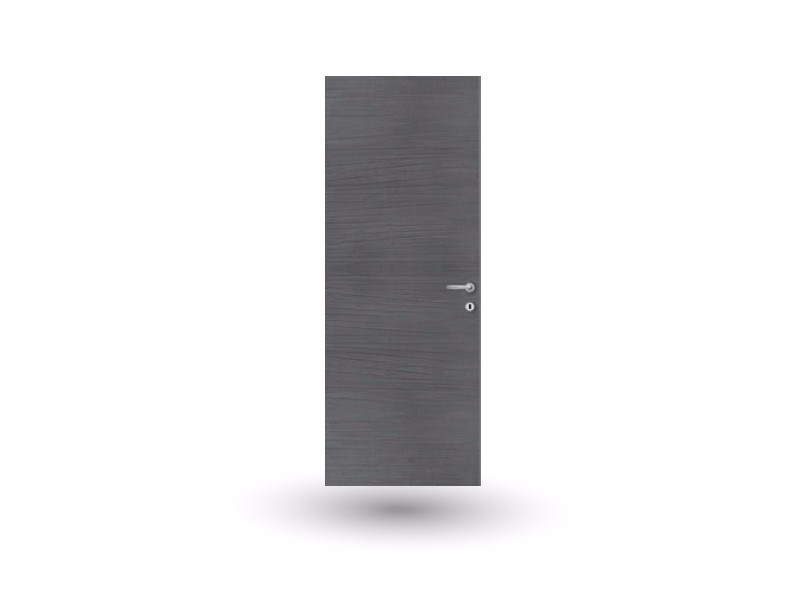 Hinged flush-fitting wooden door ETEREA 13E LAPIS ANTRACITE by GD DORIGO