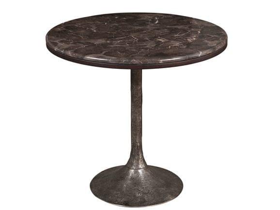 Round marble table ETNA | Marble table - Hamilton Conte Paris